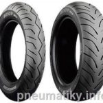 BRIDGESTONE 130/60-13 TL 53L B02 scooter