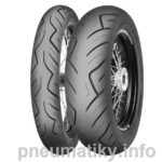 MITAS 170/80-15 TL 77H CUSTOM FORCE Rear