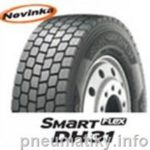 HANKOOK 315/70 R 22.50 TL 154/150L DH31 M+S
