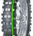 MITAS 140/80-18 TT 70R EF-07 zelená
