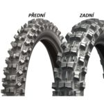 MICHELIN 80/100-21 TT M M/C 51M STARCROSS 5 SOFT F TT