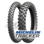 MICHELIN 110/100-18 TT 64R M/C TRACKER R TT