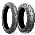 BRIDGESTONE 110/80 R 19 TL 59Q ADVENTURECROSS AX41 F