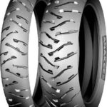 MICHELIN 110/80 R 19 TT 59V ANAKEE 3 front
